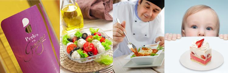 Huiles et papilles recettes et gastronomie Perles de Gascogne