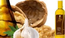 Recette d'aillade du Quercy à bade d'huile de noix Perles de gascogne