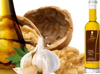 Recipe for aillade du Quercy with Perles de Gascogne walnut oil