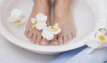 Recipe for foot moisturising treatment