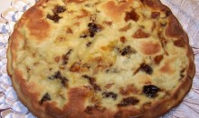 Recette de tarte pruneaux a base d'huile d'amandon de pruneaux