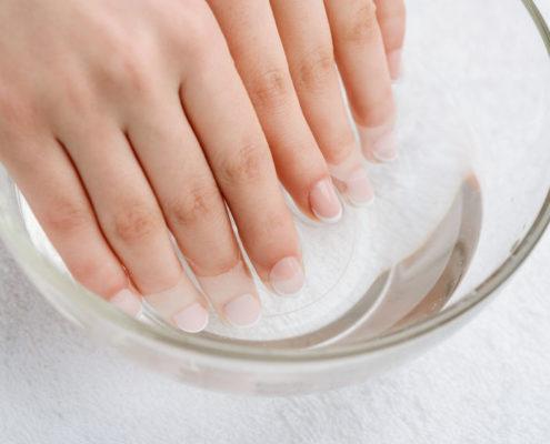 photo soin mains et ongles perles de gascogne