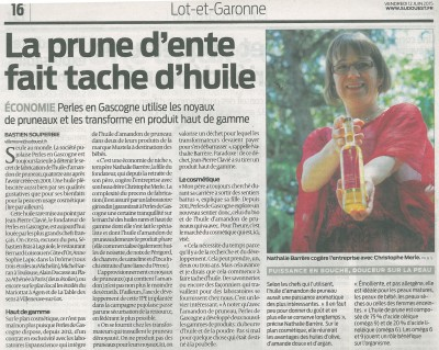SUD-OUEST ARTICLE 12-06-15