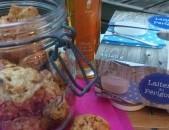 recette de biscuit moelleux laiterie du perigord et huile perles de gascogne