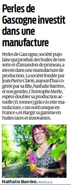Article Sud-ouest 04nov2015