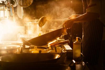 Perles de Gascogne photo wok cuisine