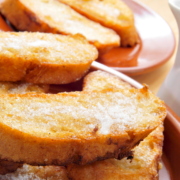 photo pain perdu abricots
