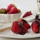 fraises fraiches en entrée recette