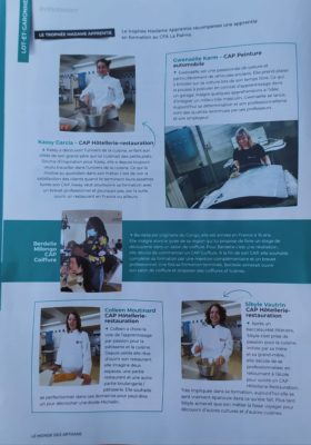 Madame Artisanat 2021 Magazine Page 3