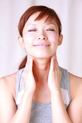 massage femme moment de relaxation