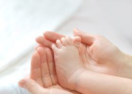 photo soin massage enfant