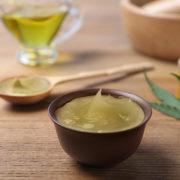 photo recette baume huile de chanvre bio